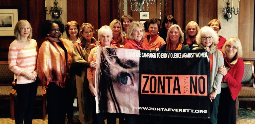 Zonta Says No photo 2015